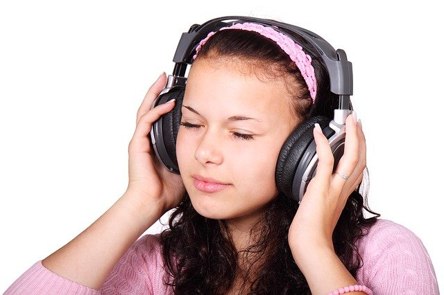 Music removing anxiety